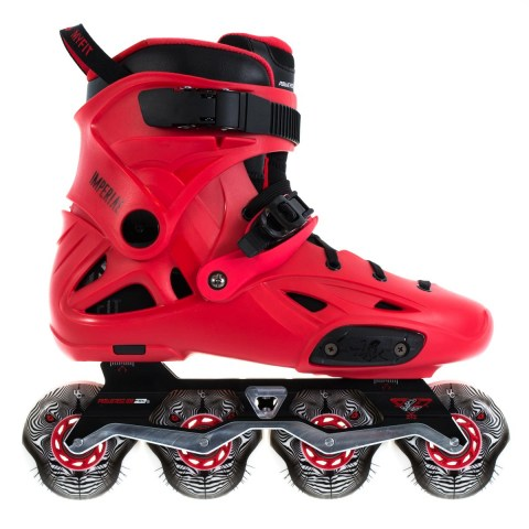 Patines Powerslide Imperial Pro Red