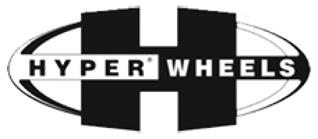 Logo Hyper Wheels