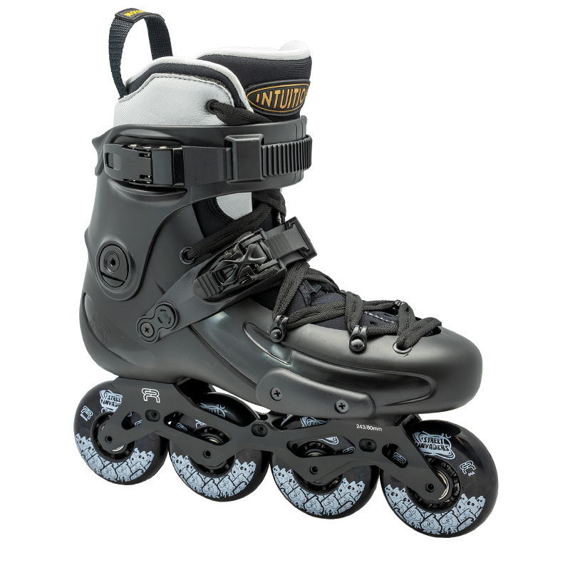 FR SKATES - FR1 DELUXE INTUITION 80