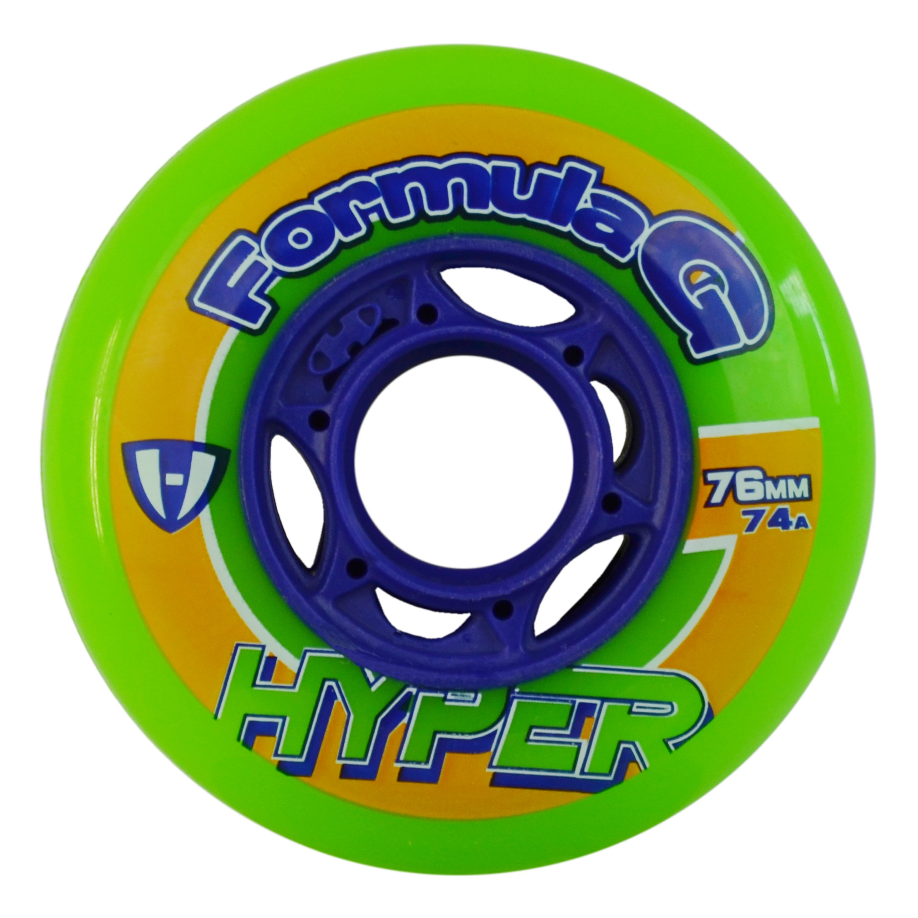 HYPER - FORMULA G ERA GREEN 80 / 76 / 72 / 68mm  74A