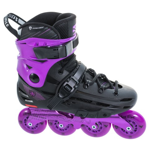 Patines Flying Eagle F4 Raven Purple
