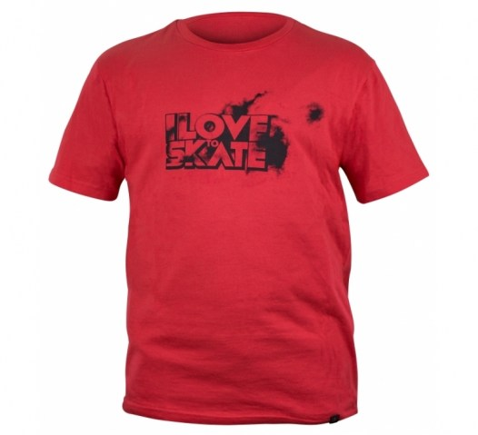 PS_I_love_to_skate_shirt_red_2017_view1