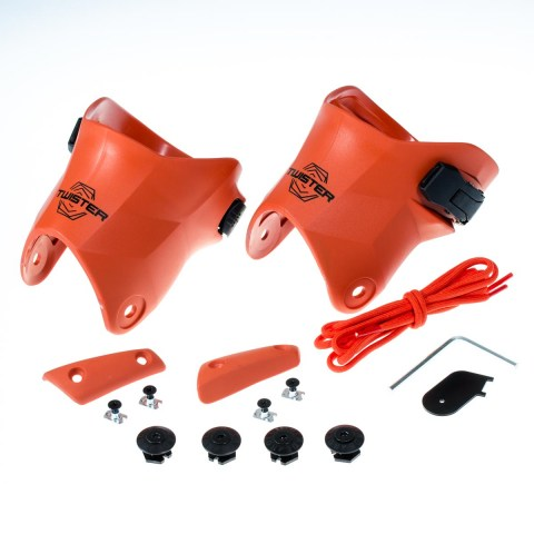 RB rollerblade custom twister edge naranja completo _GAP1426