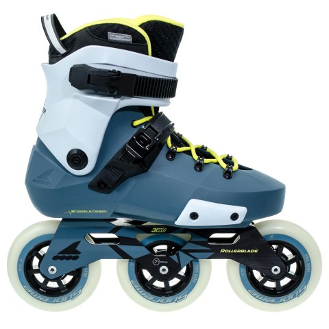 Rollerblade patines -twister-edge-LE-+-custom-blanco
