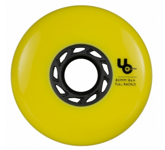 UC_Undercover_Blank_Yellow_80mm_86A_Full_wheel_2019_view1 406186_